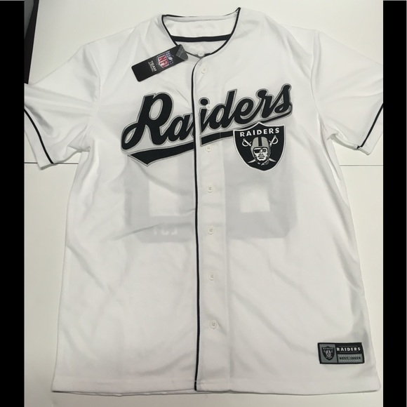 cheap for discount a4f5e ce94e oakland raiders baseball jersey